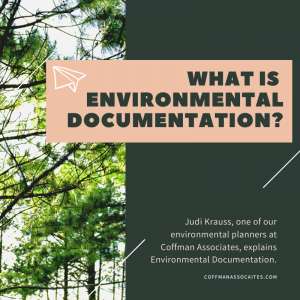What is Environmental Documentation
